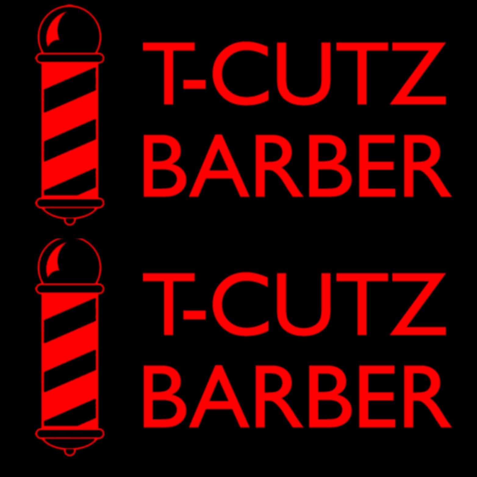 T-Cutz Barber logo