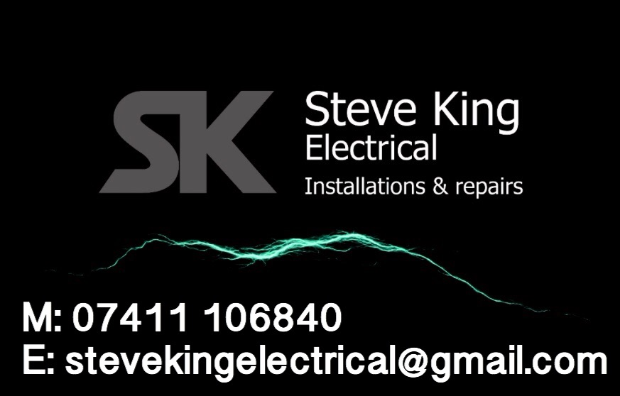 Steve King Electrical logo