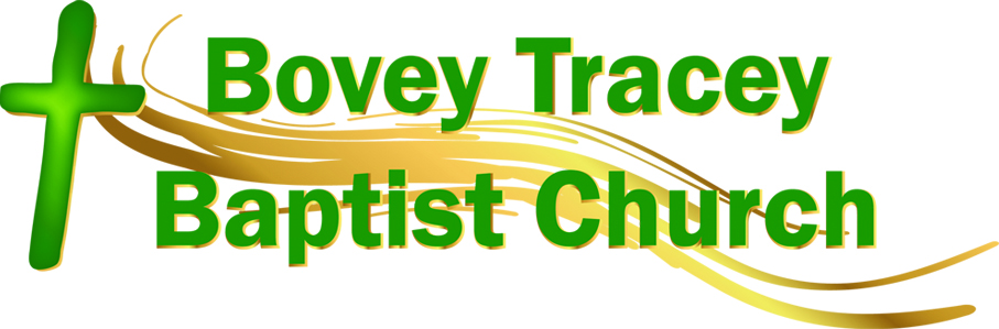 Bovey Tracey Baptist Church logo