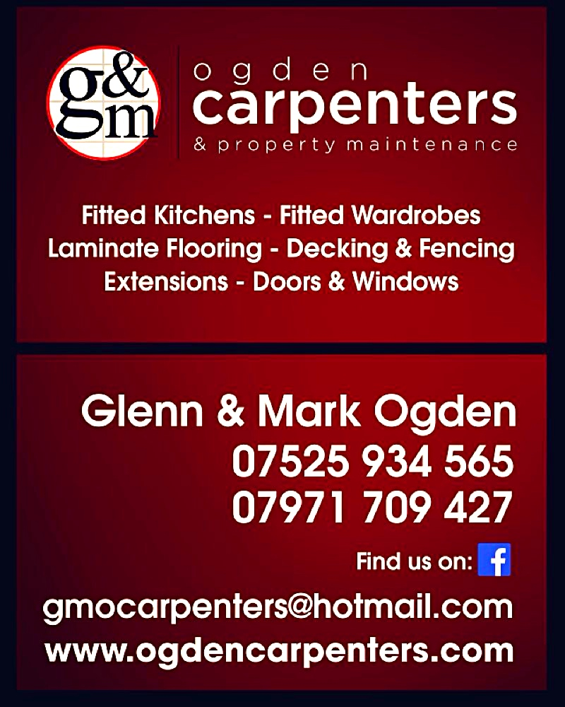 G&M Ogden Carpenters & Property Maintenance logo